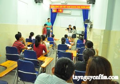 khóa học mc cho trẻ em