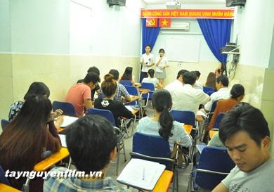khóa học kỹ năng thuyết trình