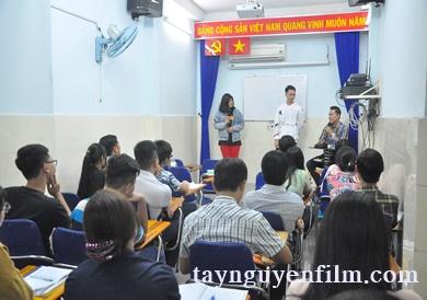 lớp học giao tiếp tại Tp.HCM