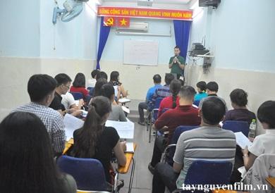 trung tâm đào tạo mc chuyên nghiệp